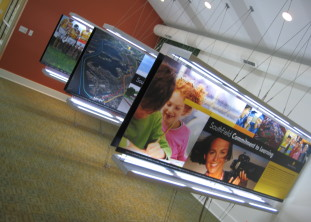 southfield, welcome center marketing site