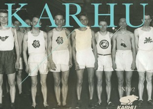 designing a whole new apparel line for KARHU